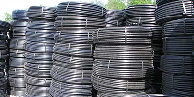Полиэтиленовые (ПЭ) трубы для водопровода