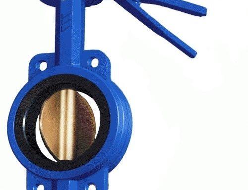 Затвор (клапан) обратный двухдисковый SEAGULL