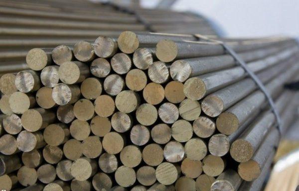 Круг стальной 09Г2С д 10 мм ГОСТ 19281-89