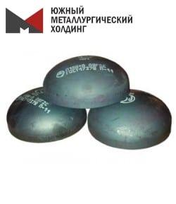 Заглушка для канализации сферическая (элептическая) днища ду 159