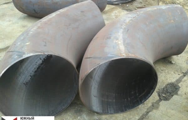 Отвод стальной ГОСТ 17375-2001 ГОСТ 30753-2001