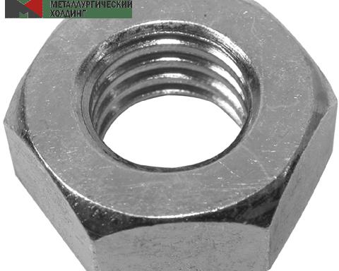 Гайка стальная