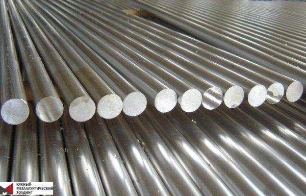 Круг нержавеющий 12Х18Н10Т 10 мм