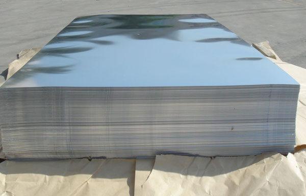 Лист оцинкованный 0.4 мм 1250х2500 ГОСТ 19904-90